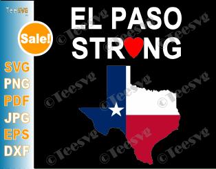 El Paso Strong SVG