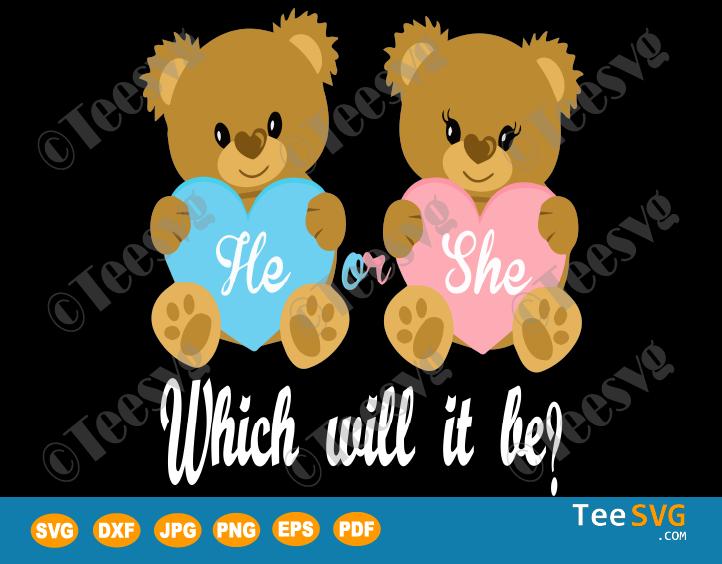 Gender Reveal SVG Baby Shower Prince or Princess Ethnic T-Shirt Design