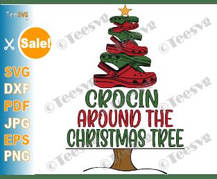 Crocin Around The Christmas Tree SVG Crocin Around The Christmas Tree PNG